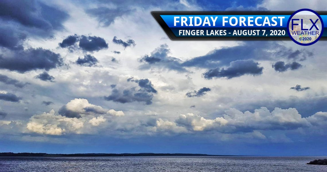finger lakes weather forecast friday august 7 2020 scattered rain showers