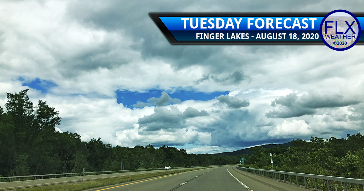 finger lakes weather forecast tuesday august 18 2020 finger lakes weather forecast sun clouds showers cool