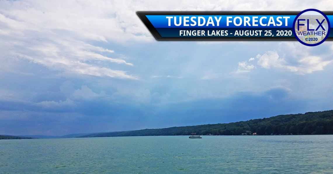 finger lakes weather forecast tuesday august 25 2020 severe thunderstorms thursday