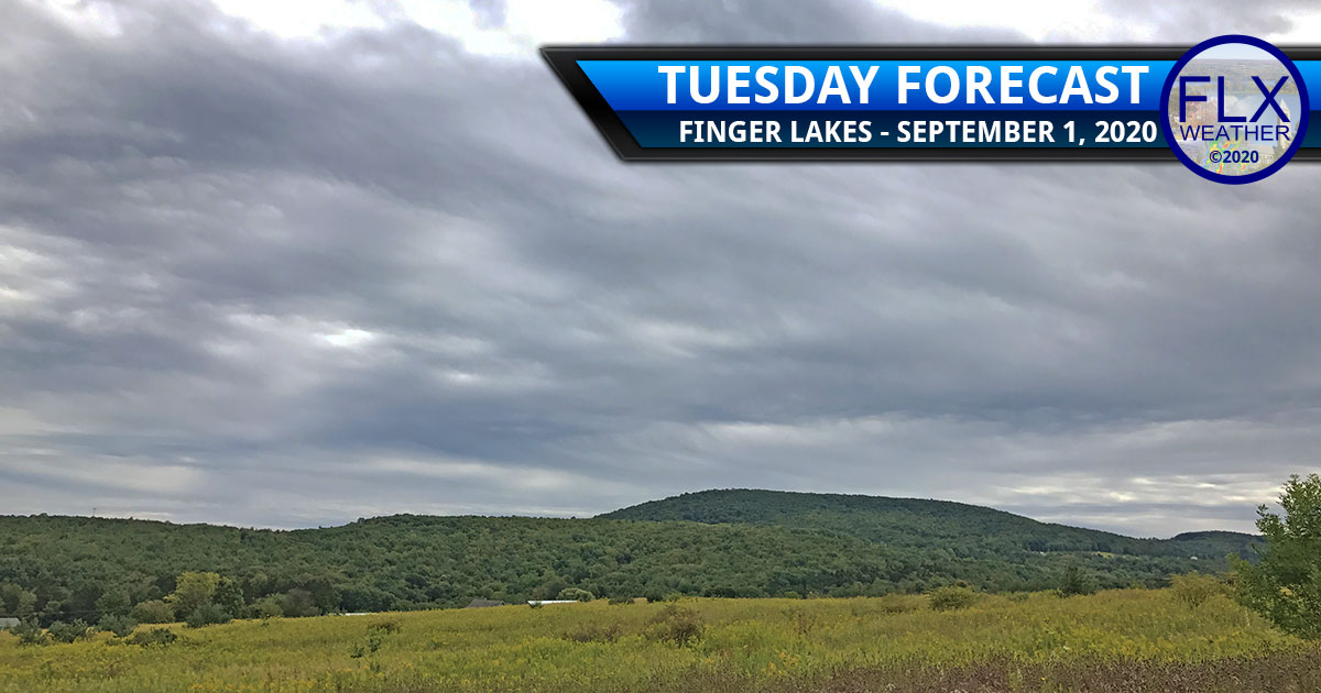 finger lakes weather forecast tuesday september 1 2020 clouds humid windy rain