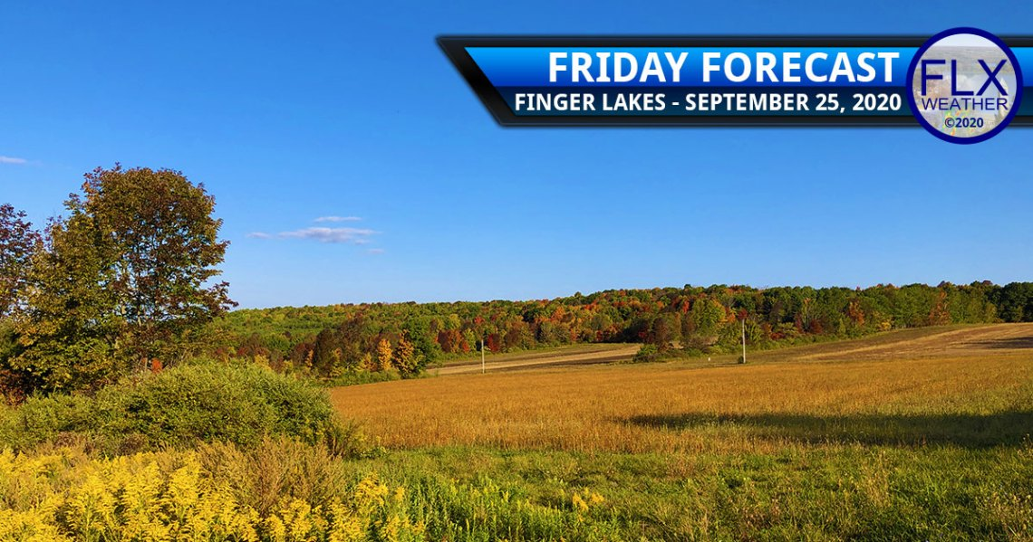 finger lakes weather forecast friday september 25 2020 sunny warm weekend drought