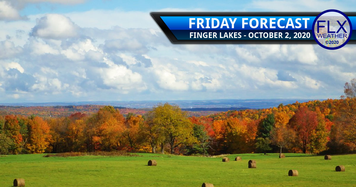 finger lakes weather forecast friday october 2 2020 sun clouds showers weekend forecast