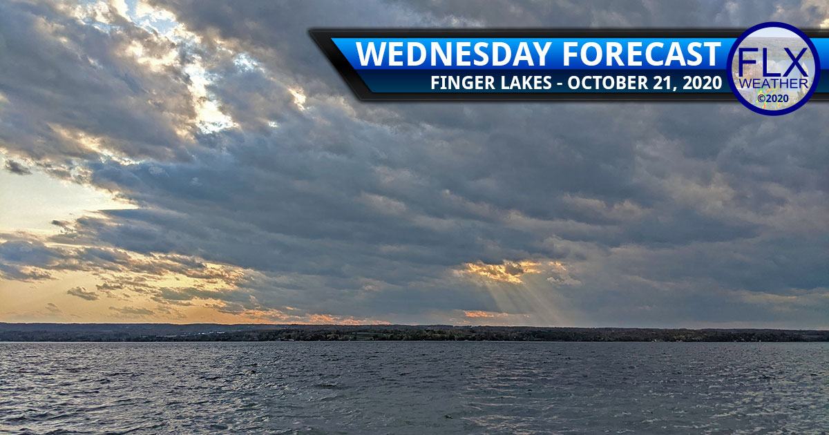 finger lakes weather forecast wednesday october 21 2020 cold front mild showers