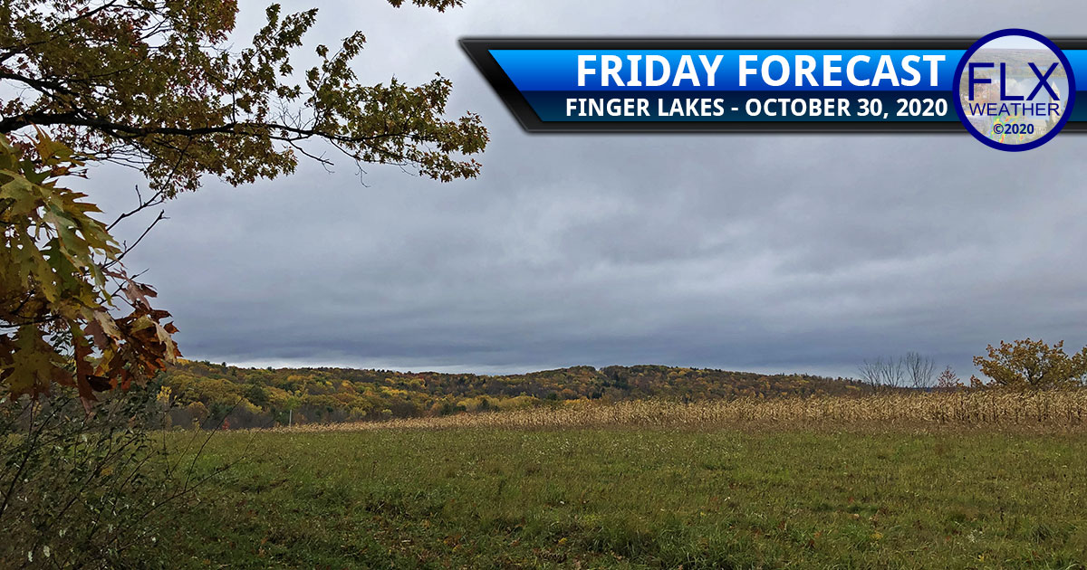 finger lakes weather forecast friday october 30 2020 cloudy cool halloween weekend