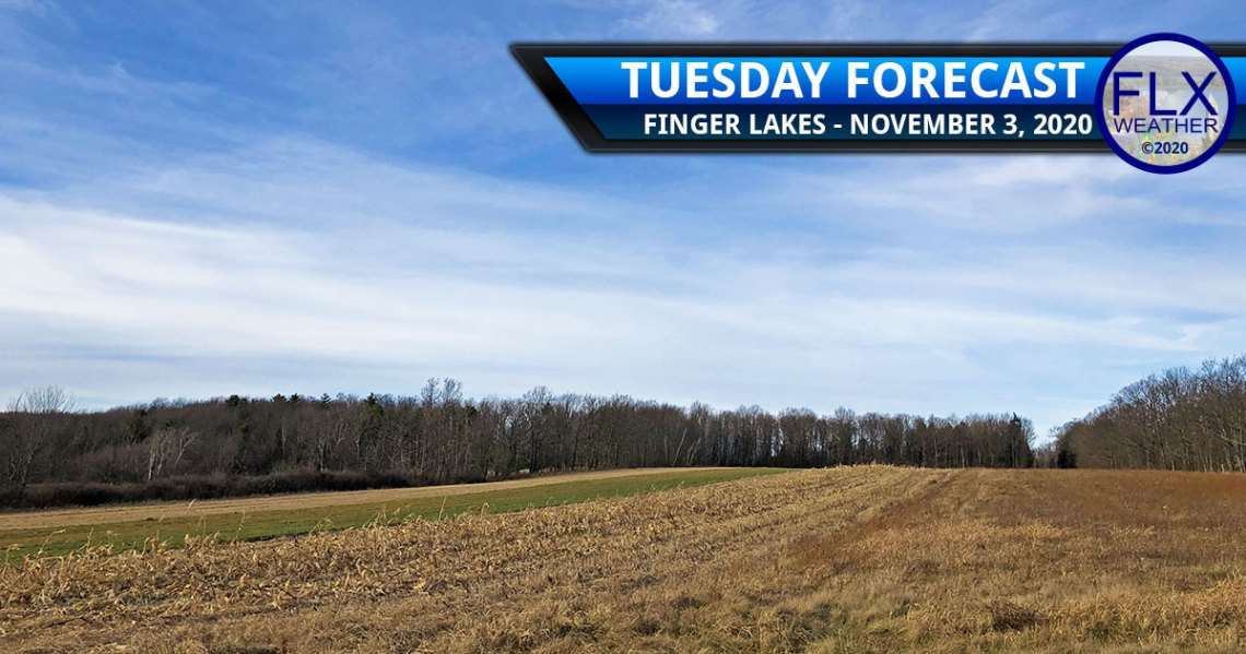 finger lakes weather forecast tuesday november 10 2020 sunny warm cold front wednesday