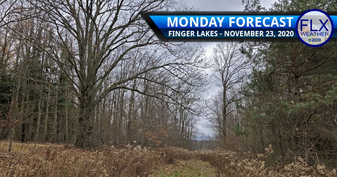 finger lakes weather forecast monday november 23 2020 cool cold front windy lake effect snow