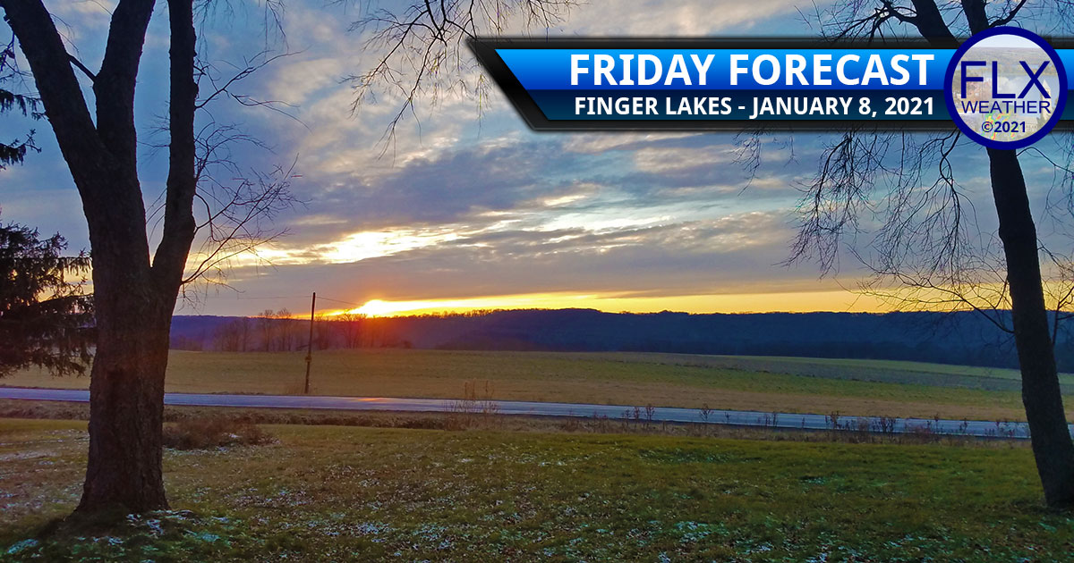 finger lakes weather forecast friday january 8 2021 clouds sun weekend