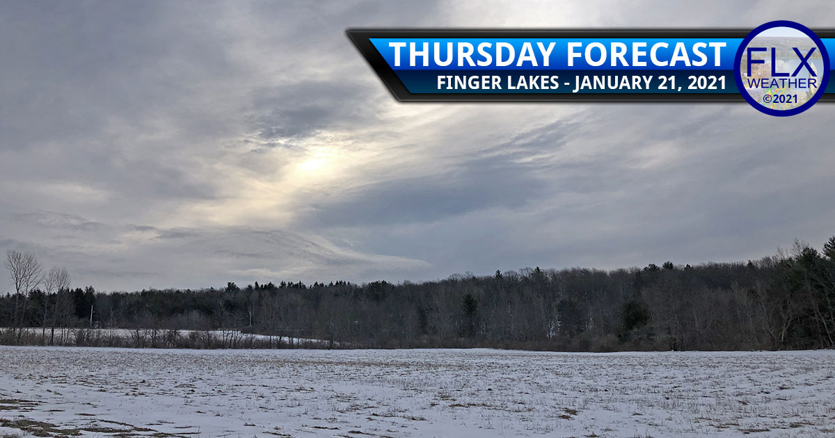 finger lakes weather forecast thursday january 21 2021 cloudy low pressure lake effect cold