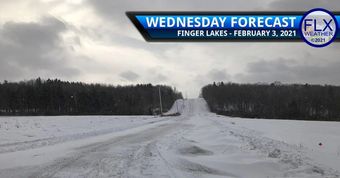 finger lakes weather forecast wednesday february 3 2021