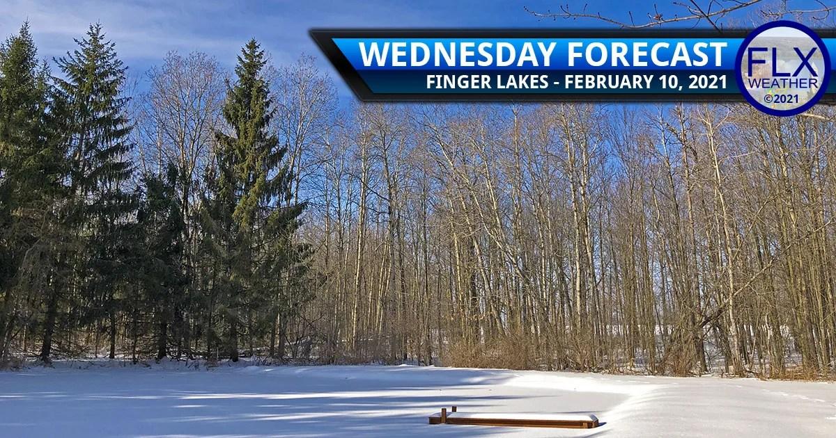 finger lakes weather forecast wednesday february 10 2021