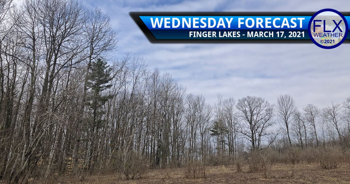 finger lakes weather forecast wednesday march 17 2021