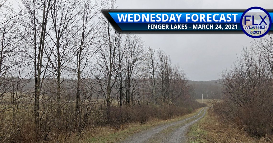 finger lakes weather forecast wednesday march 24 2021 rain showers warm front
