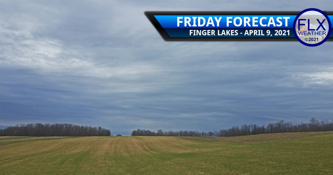 finger lakes weather forecast friday april 9 2021 sun clouds rain thunderstorms weekend weather warm
