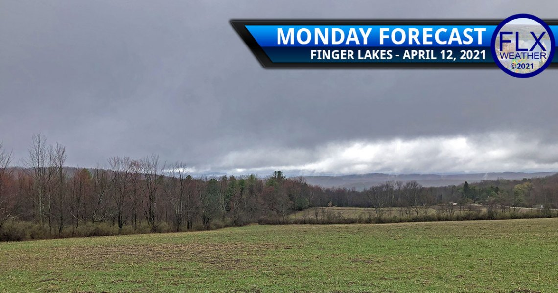 finger lakes weather forecast monday april 12 2021 cloudy showers rain cool