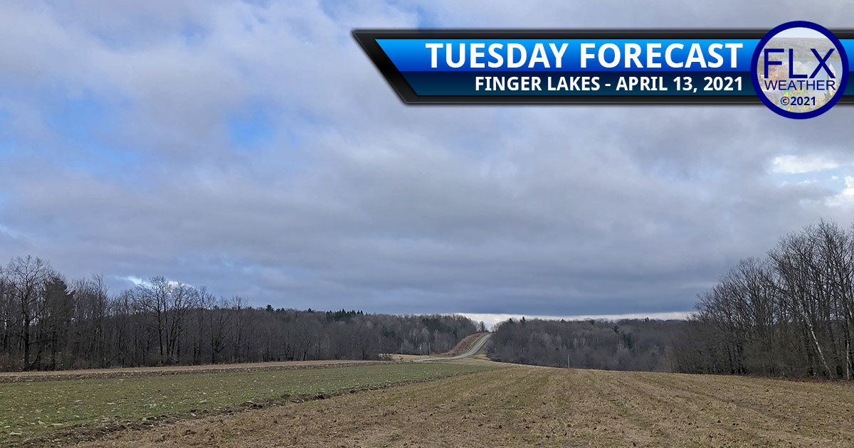 finger lakes weather forecast tuesday april 13 2021 sun clouds warmer rain