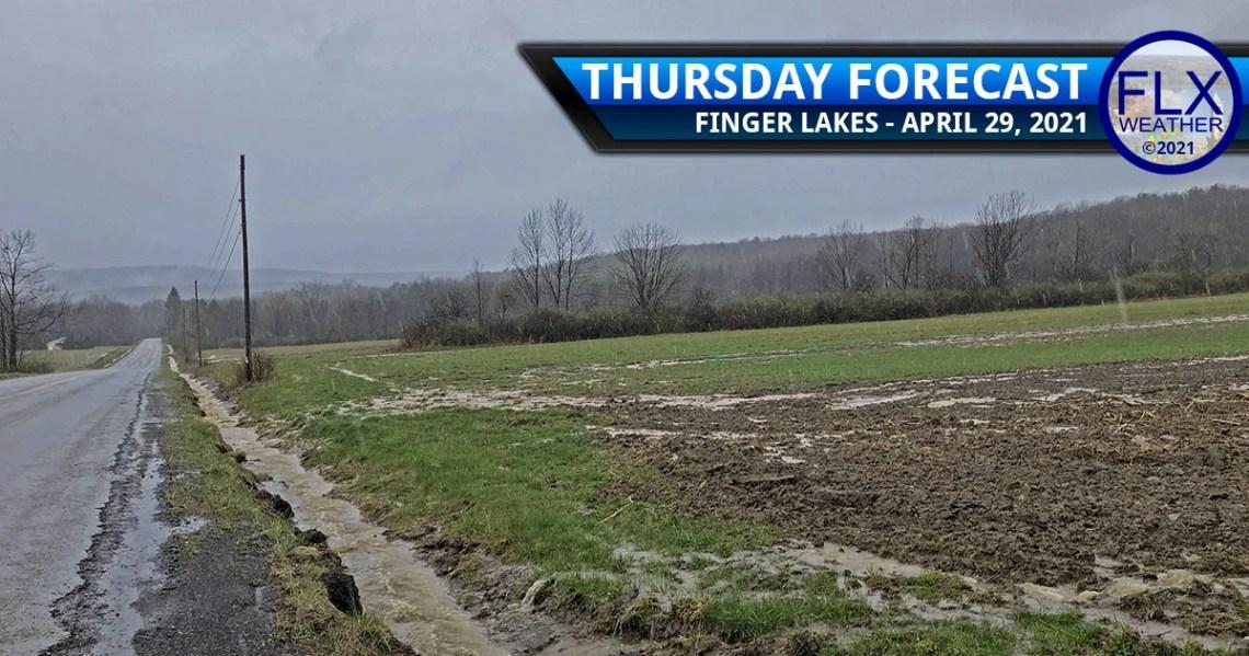finger lakes weather forecast thursday april 29 2021