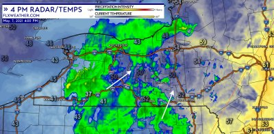 finger lakes weather forecast friday may 7 2021 4 pm update