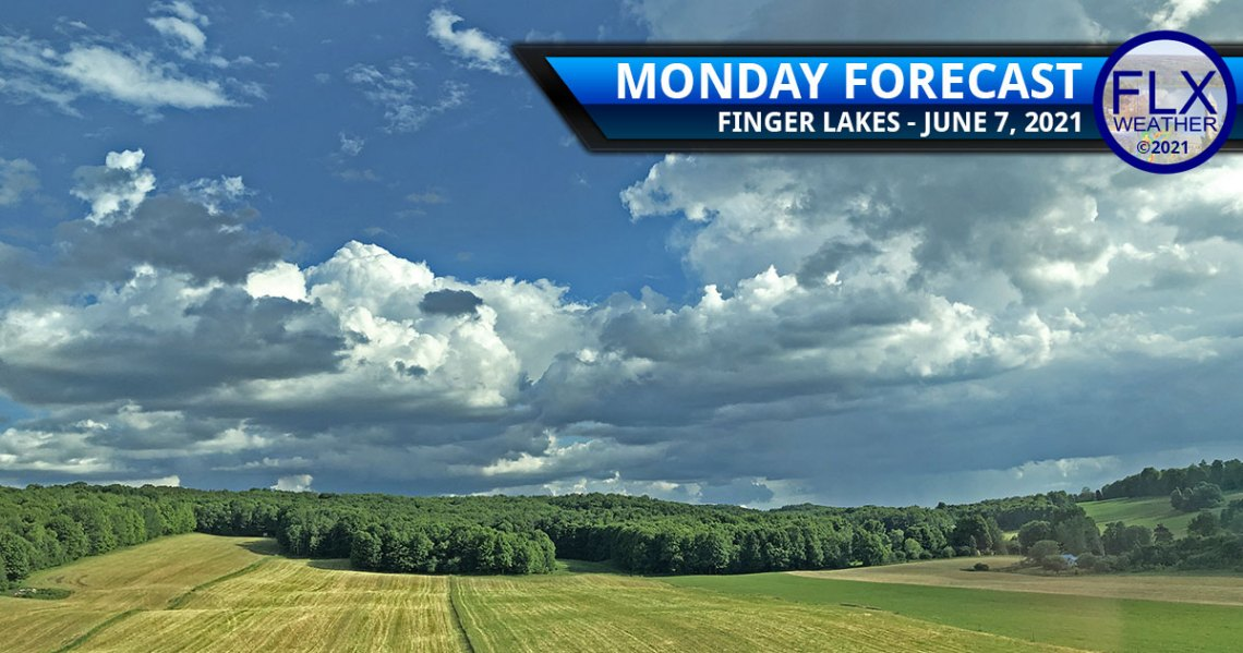 finger lakes weather forecast monday june 7 2021 humid unsettled showers thunderstorms