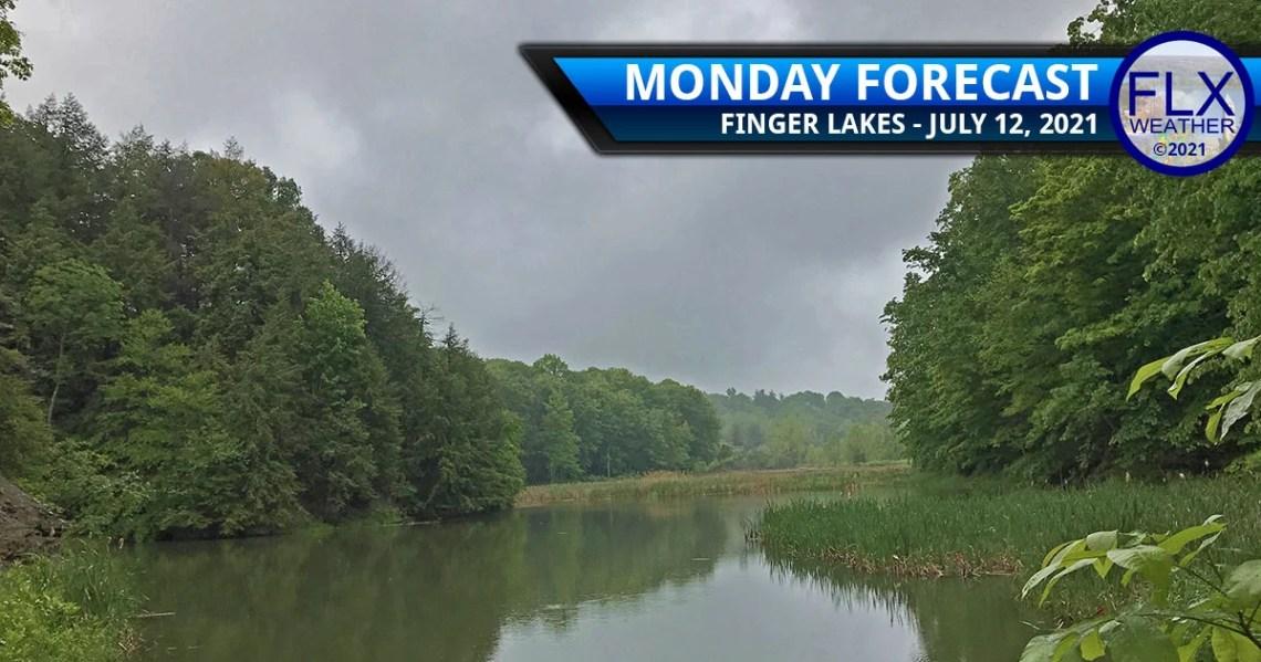 finger lakes weather forecast monday july 12 2021