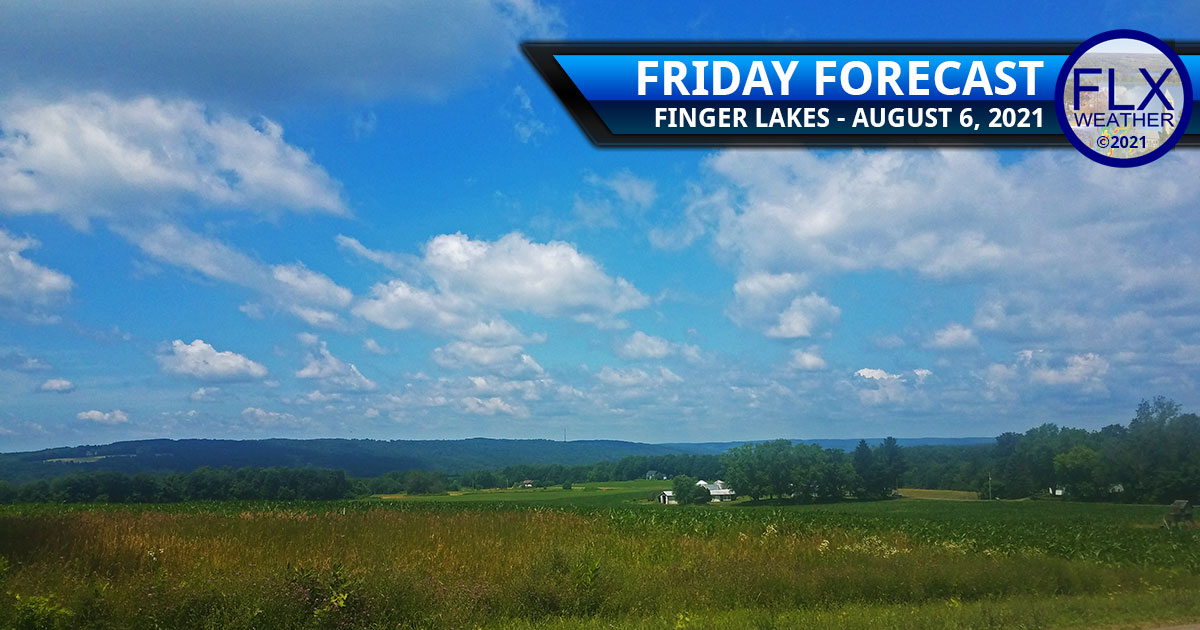 finger lakes weather forecast friday august 6 2021 hot humid weekend