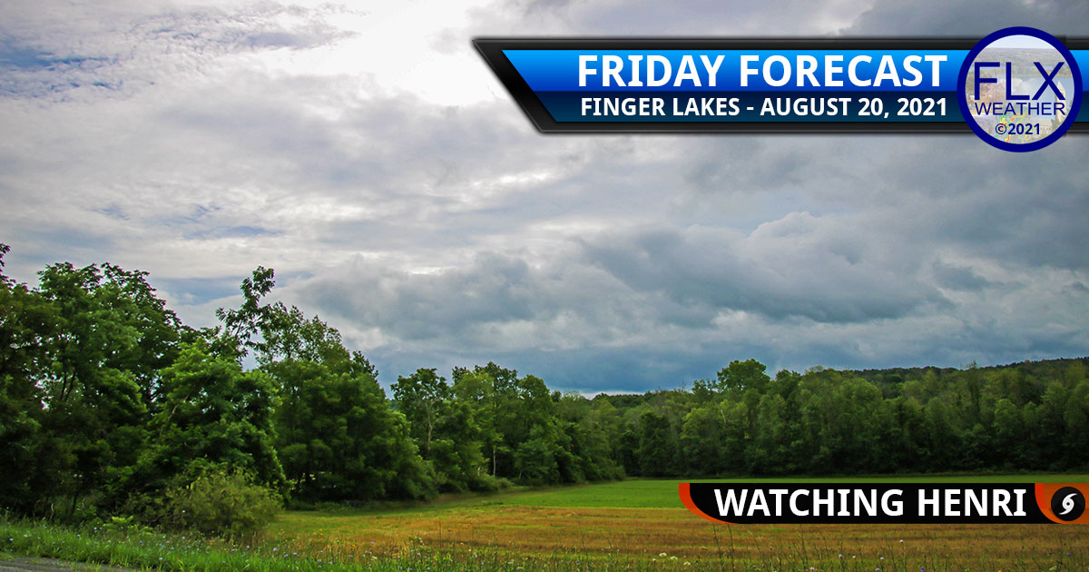 finger lakes weather forecast friday august 20 2021 showers storms weekend weather hurricane henri