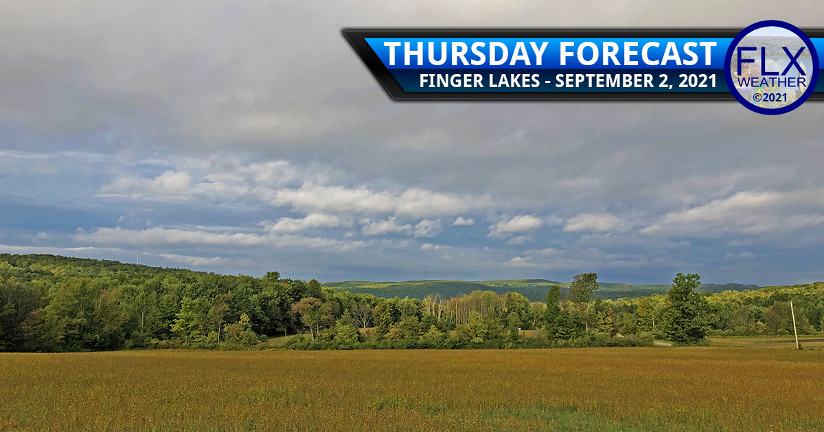 finger lakes weather forecast thursday september 2 2021 cool chily breezy clouds