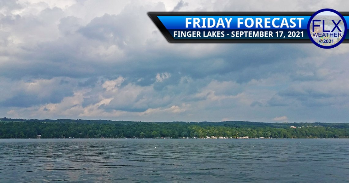 finger lakes weather forecast friday september 17 2021 clouds sun wekend showers