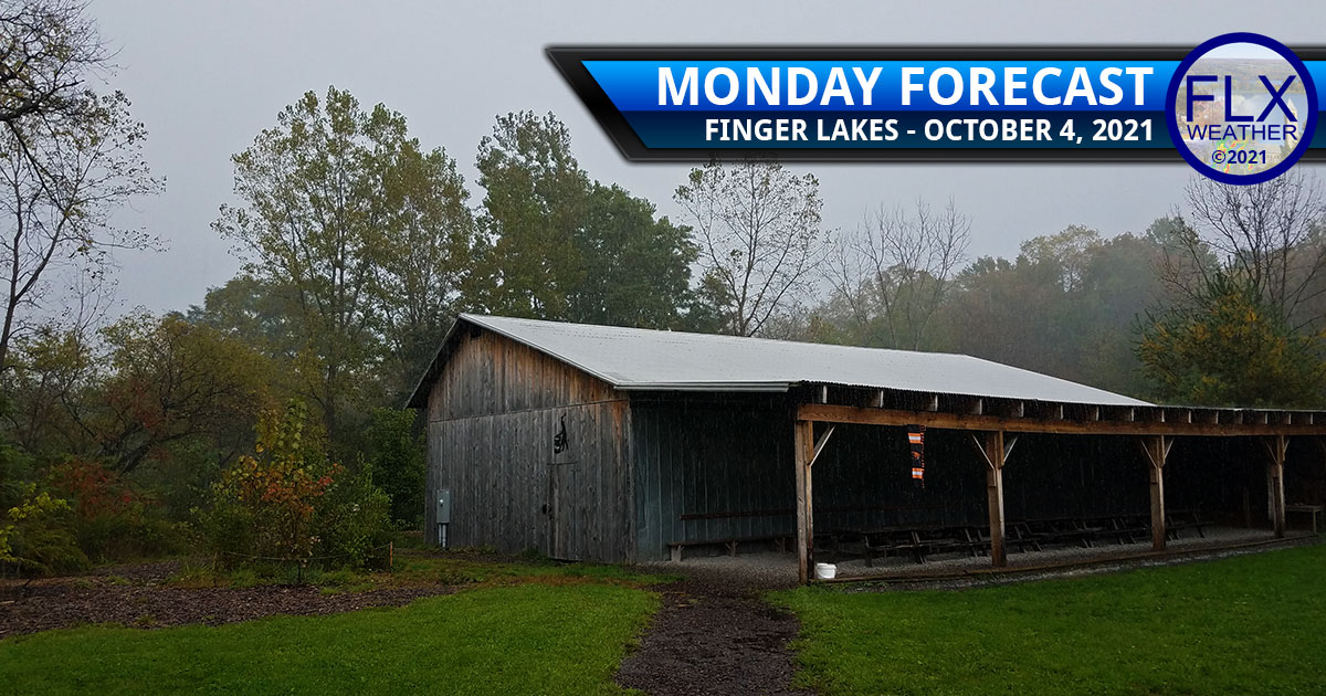 finger lakes weather forecast monday october 4 2021 cloudy rain showers downpours