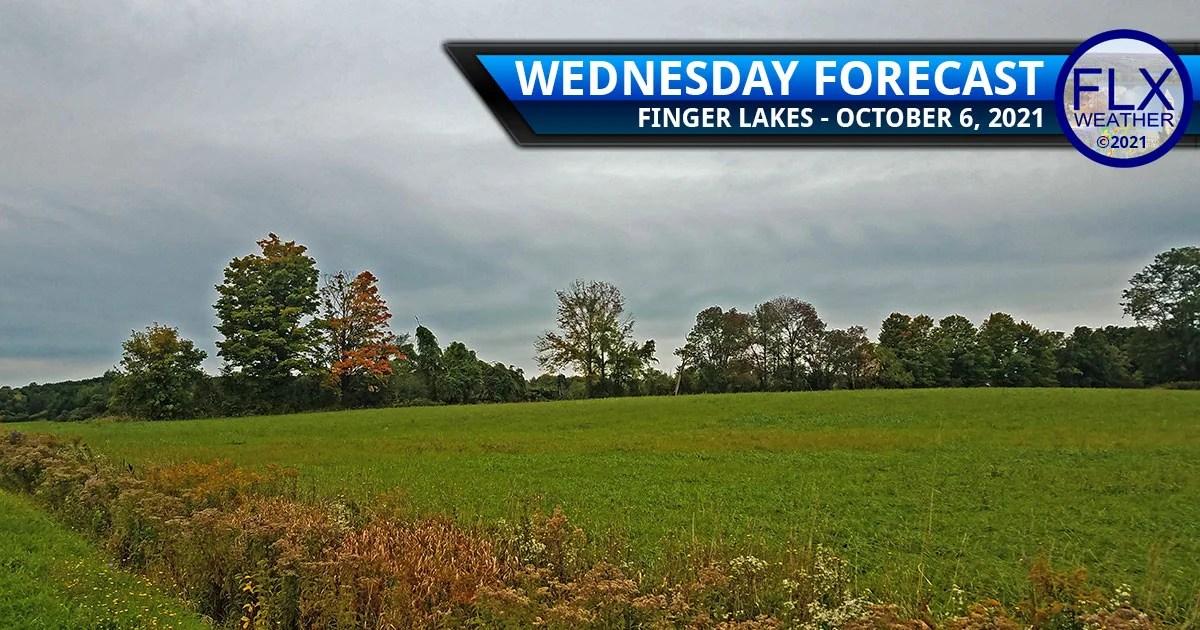 finger lakes weather forecast wednesday october 6 2021 cloudy fog mild