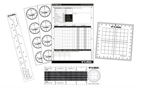PPL(A) Starter Pack -- Aviation Navigation Set -- Private Pilot Licence