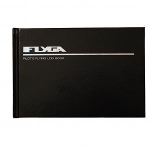 Pilot's Flying Log Book (Aviation Aircraft Logbook)