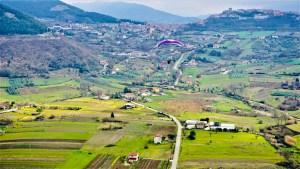 Paraglider Pilot Training