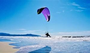 Paraglider Pilot Course