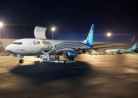 El mercado de la carga aérea se está recuperando en los últimos meses.