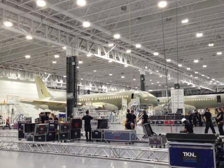 Bombardier sigue produciendo los CSeries, pero no tiene motores que instalarles.