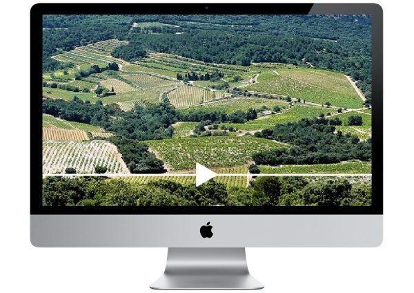 bapteme air ulm vignoble côte-du-Rhône Provence