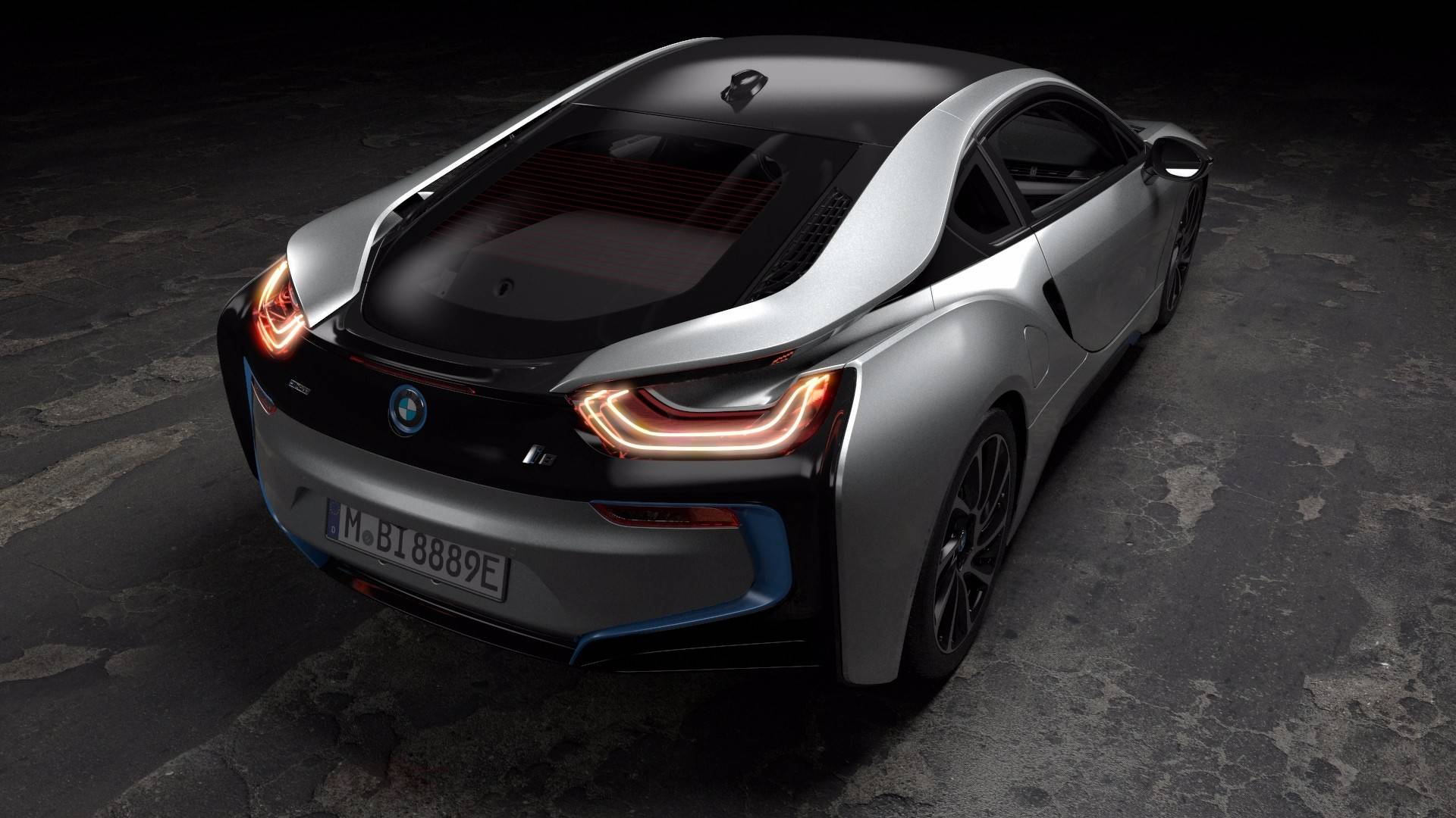 2019 Bmw I8 Coupe Revealed 5 Flywheel