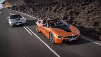 Photo of BMW officially revealed new i8 Roadster and Coupe