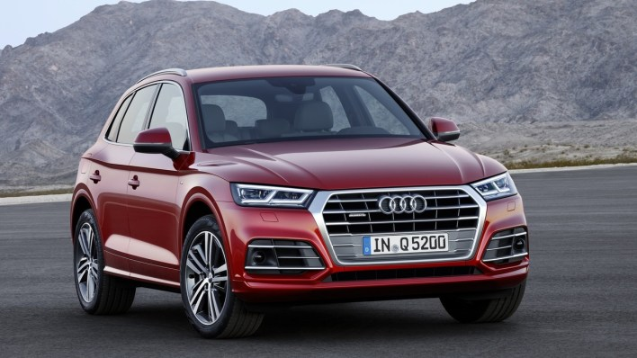 Audi To Launch Next Generation Q In India On January Flywheel - Audi india
