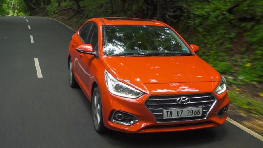 Hyundai-Verna-Front