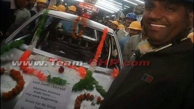 Photo of Maruti Suzuki ends production of current generation Swift