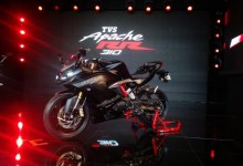 Photo of TVS Apache RR 310 Launched at Rs. 2.05 Lakhs, Booking Open End of December