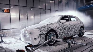 Photo of Next Generation Mercedes Benz A Class Teased Again