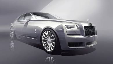 Photo of Rolls- Royce Reveals Limited Silver Ghost Collection