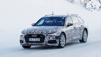 Photo of New Audi A6 Avant Spied Inside And Out
