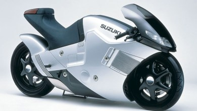 Photo of Cycleweird Short: The Suzuki Nuda Concept