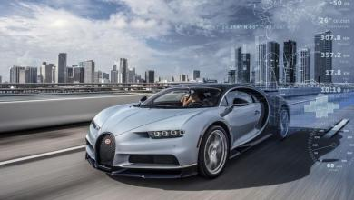 """Photo of """"Connected Car"""" à la Bugatti:  Telemetry for the most exclusive customer concierge service in the  automotive world"""