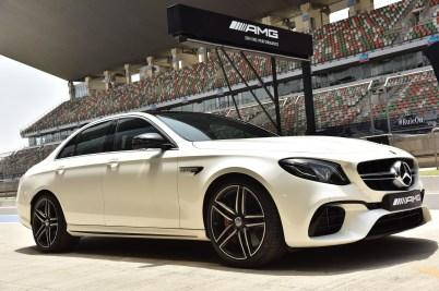 2. Mercedes AMG E63 S 4MATIC+