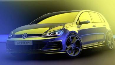 Photo of the new Golf GTI top model is set to be the highlight of this year's GTI meeting at Wörthersee