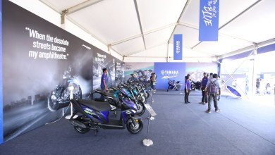 Photo of Yamahas the call of Blue electrifying event in Chennai